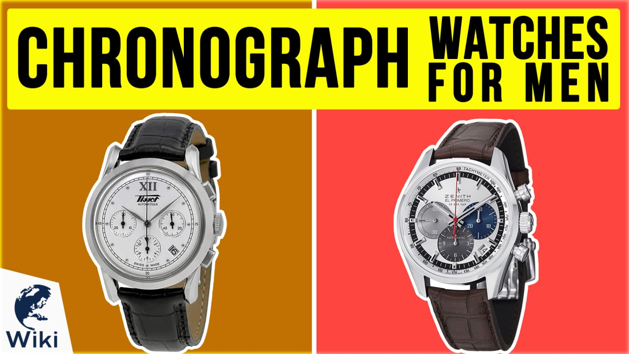 10 Best Chronograph Watches For Men