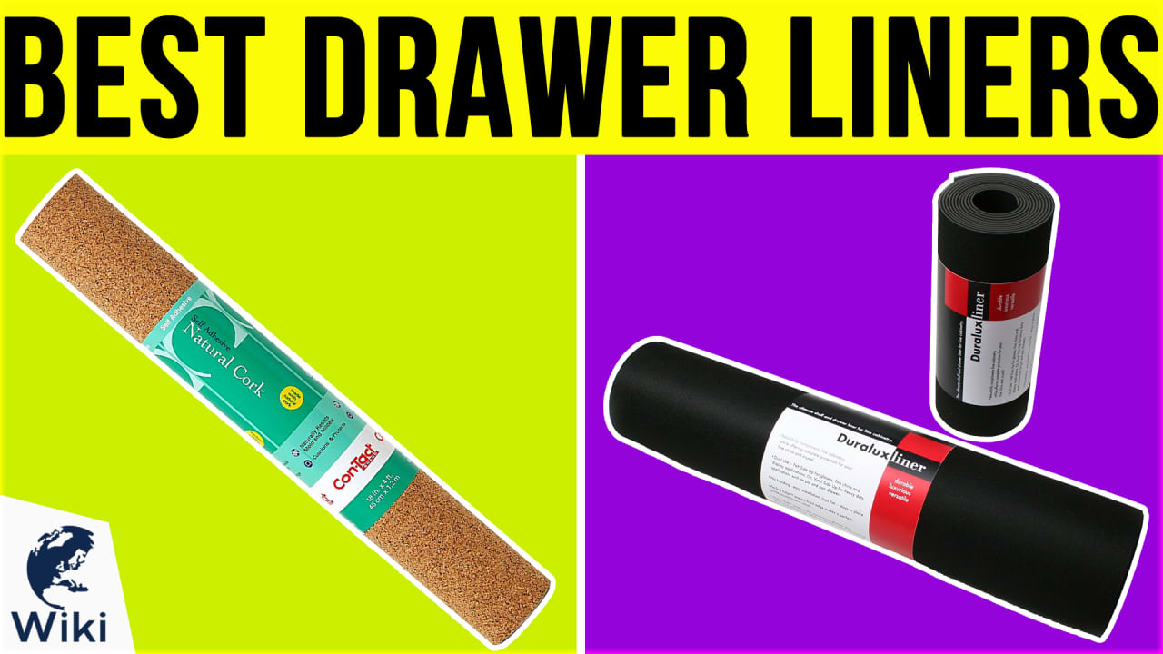10 Best Drawer Liners