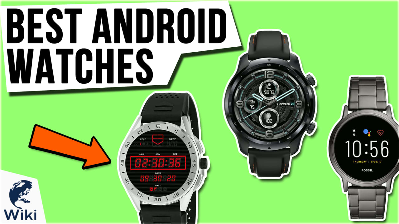 10 Best Android Watches