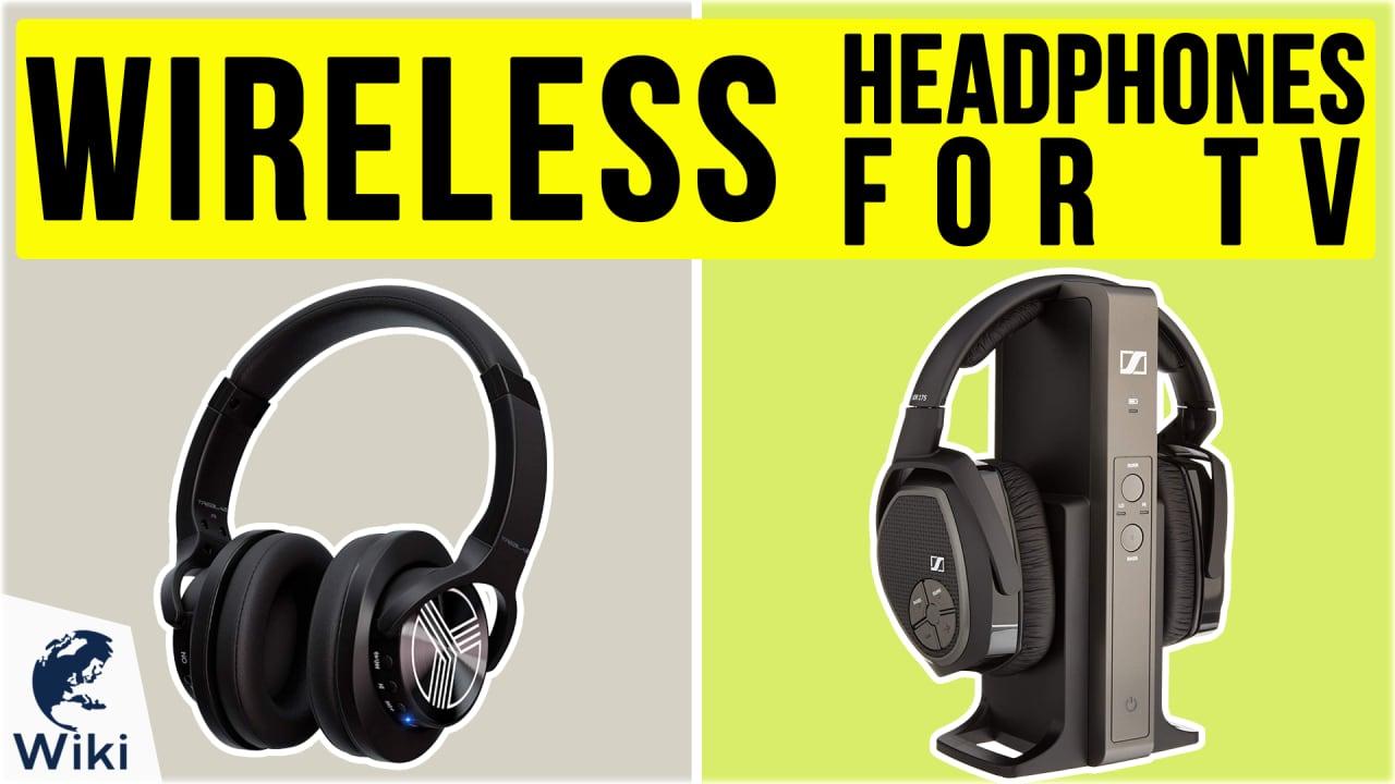 10 Best Wireless Headphones For TV