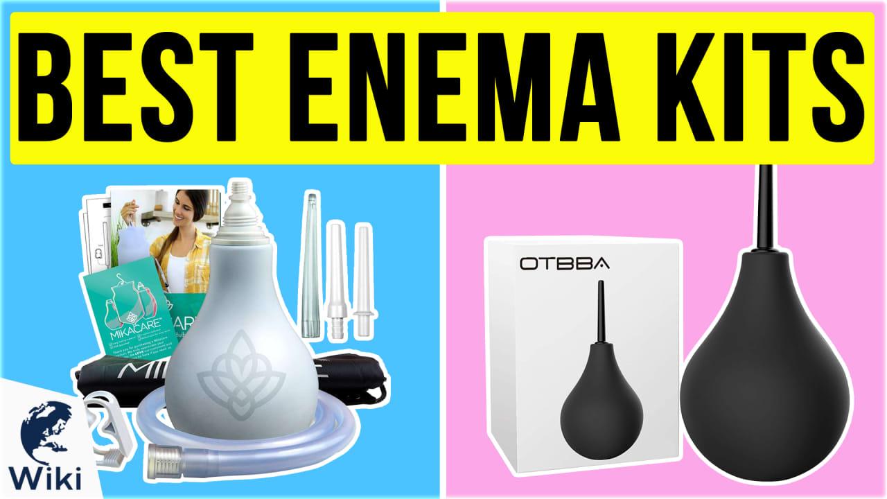 10 Best Enema Kits