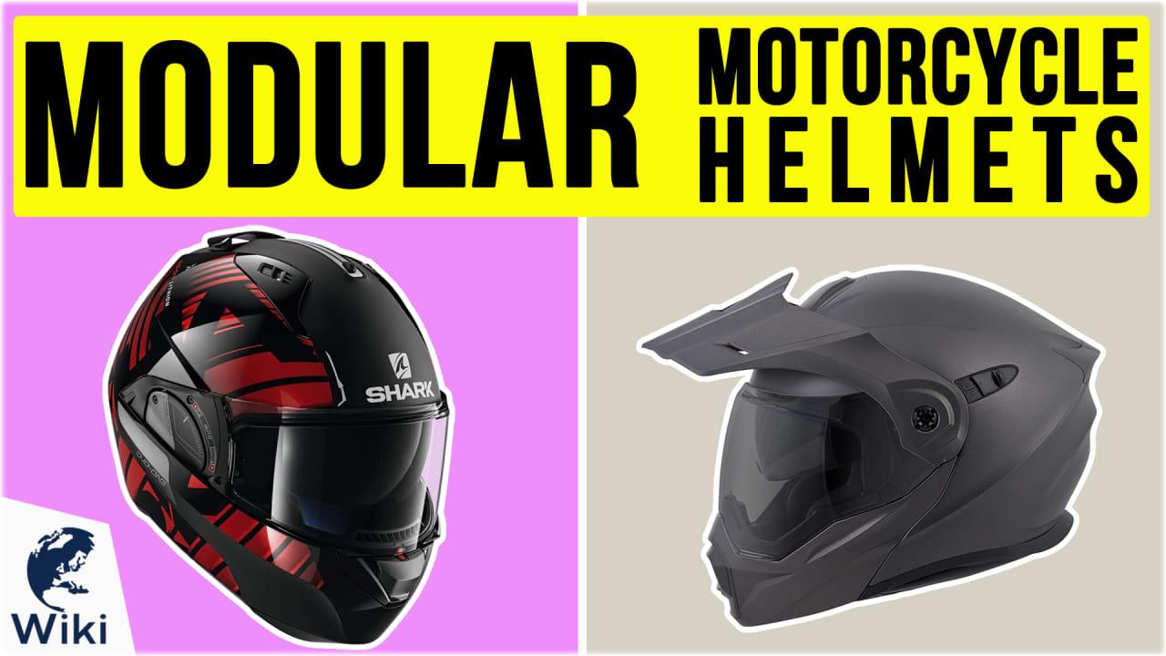 10 Best Modular Motorcycle Helmets