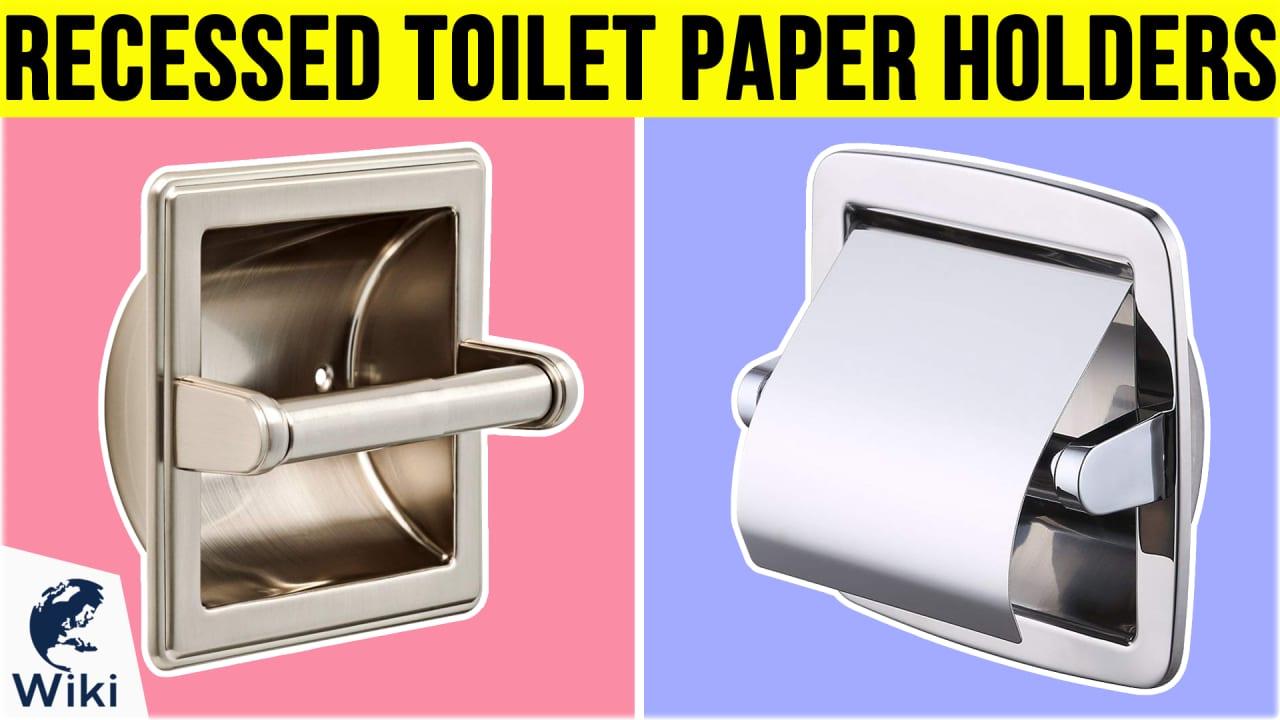 10 Best Recessed Toilet Paper Holders