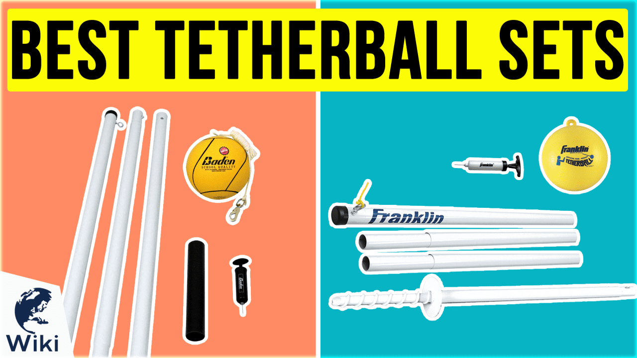 6 Best Tetherball Sets