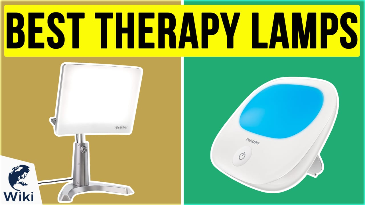 10 Best Therapy Lamps