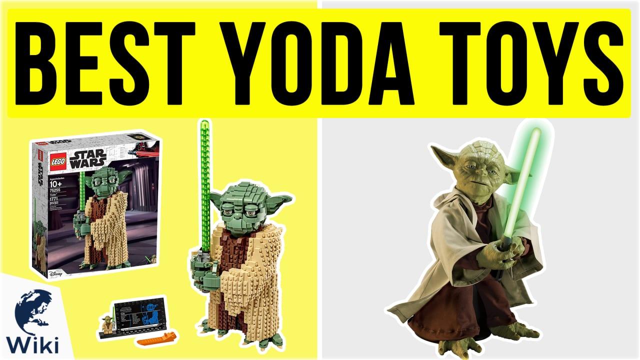 10 Best Yoda Toys