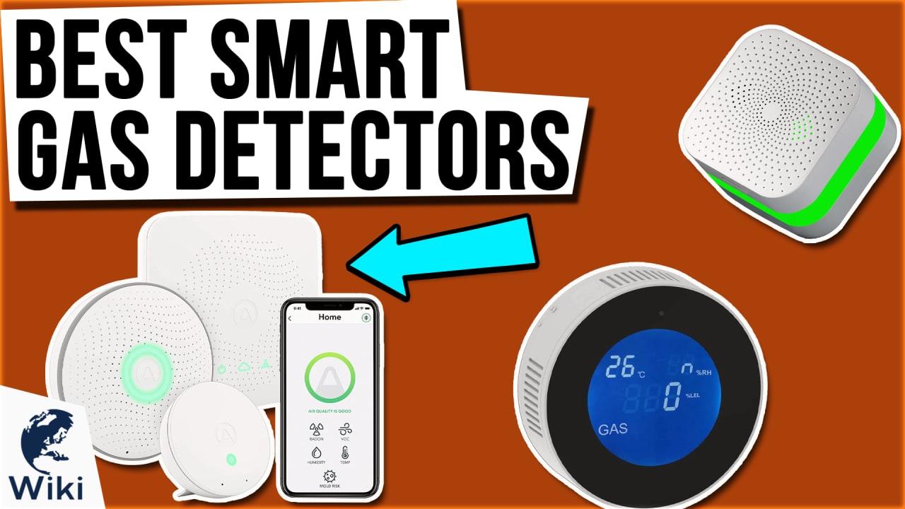 9 Best Smart Gas Detectors
