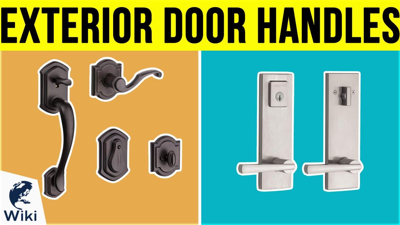 10 Best Exterior Door Handles