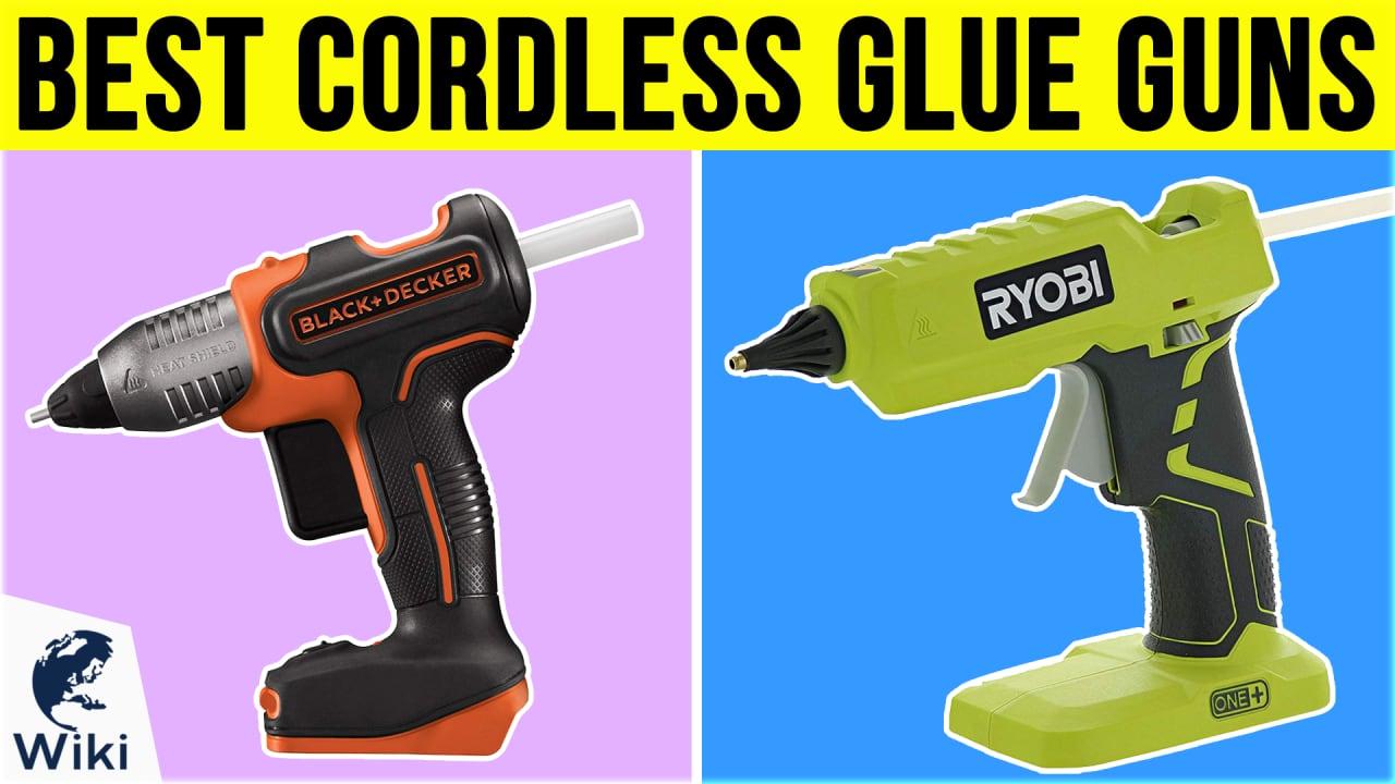 7 Best Cordless Glue Guns