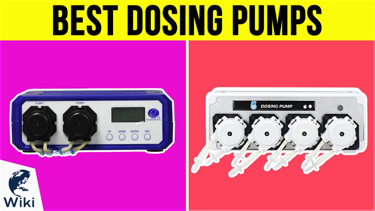 6 Best Dosing Pumps