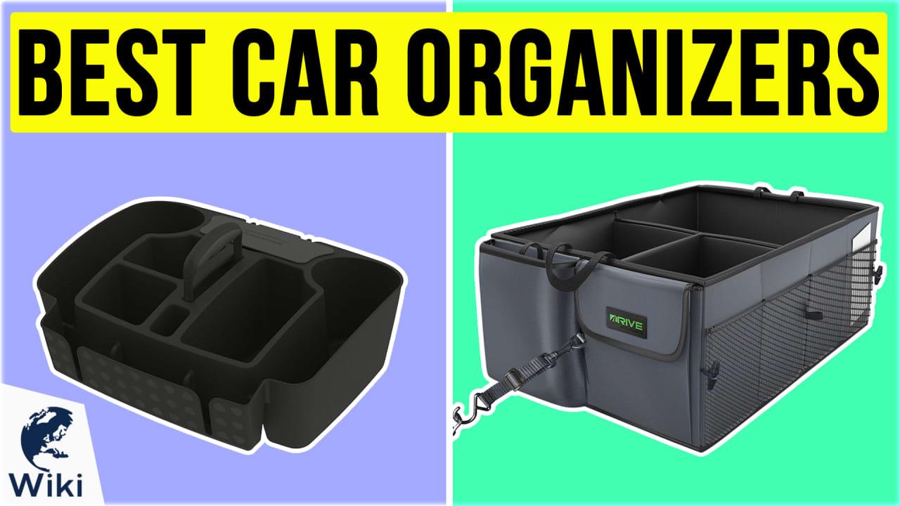 10 Best Car Organizers