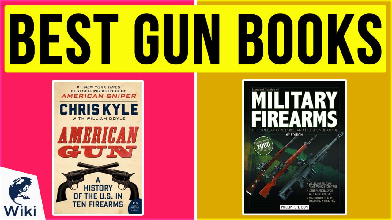 10 Best Gun Books