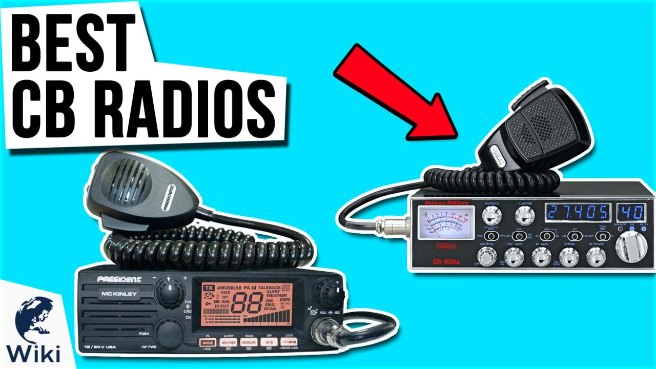 10 Best CB Radios