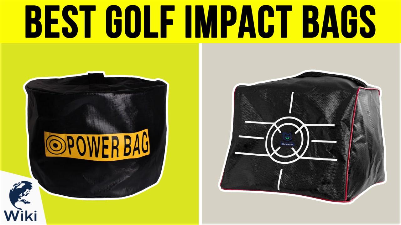 7 Best Golf Impact Bags