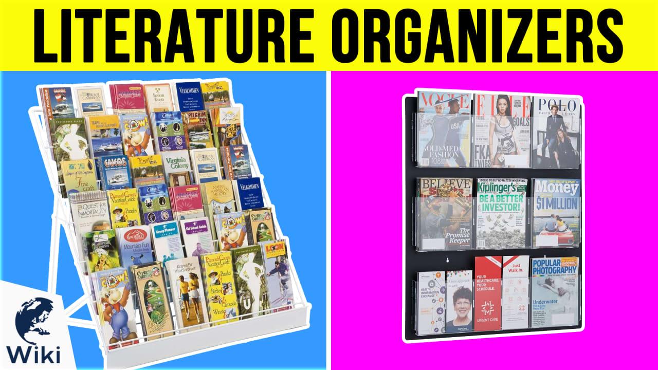 10 Best Literature Organizers