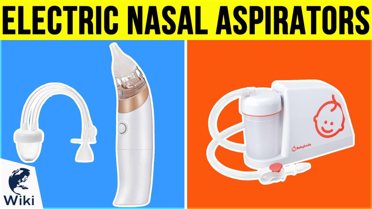 6 Best Electric Nasal Aspirators