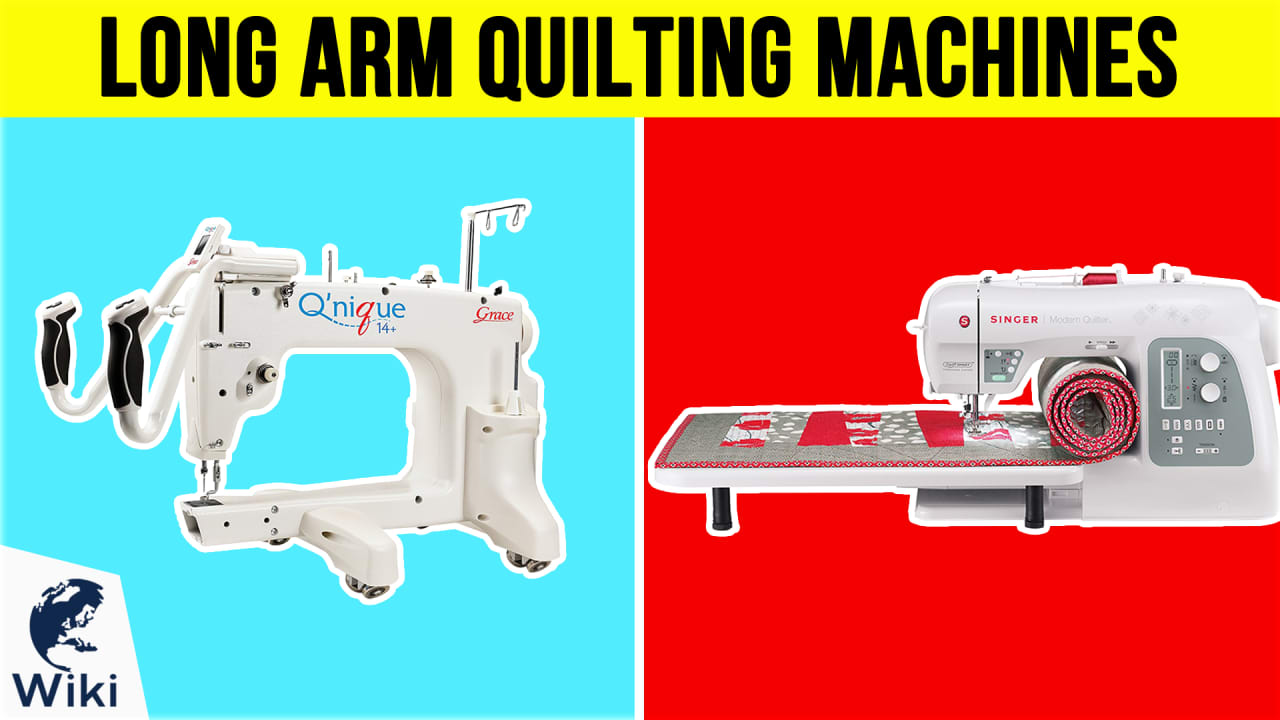 8 Best Long Arm Quilting Machines