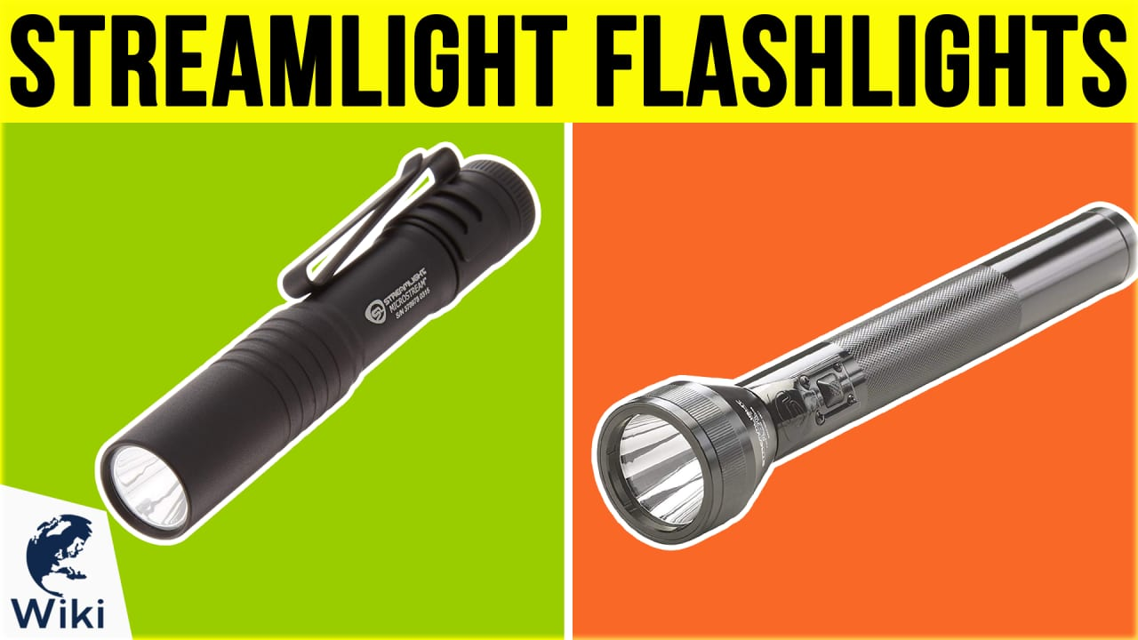 10 Best Streamlight Flashlights
