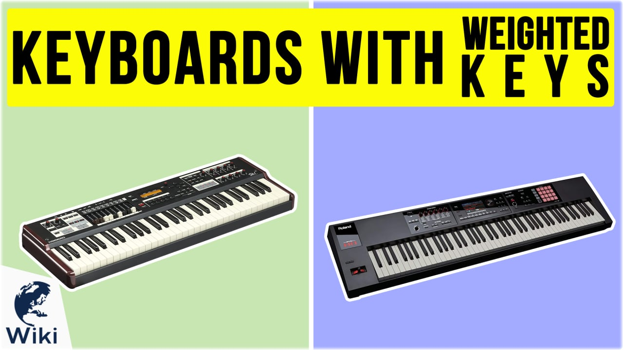 10 Best Keyboards With Weighted Keys