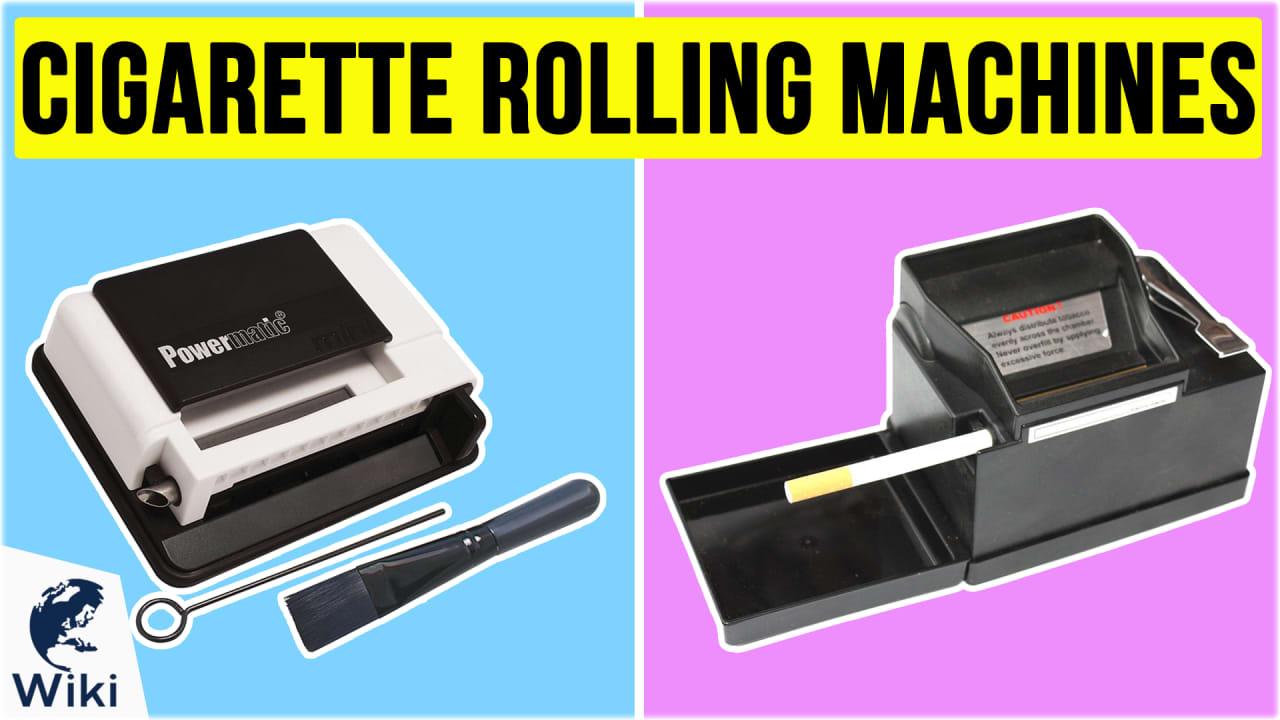 10 Best Cigarette Rolling Machines