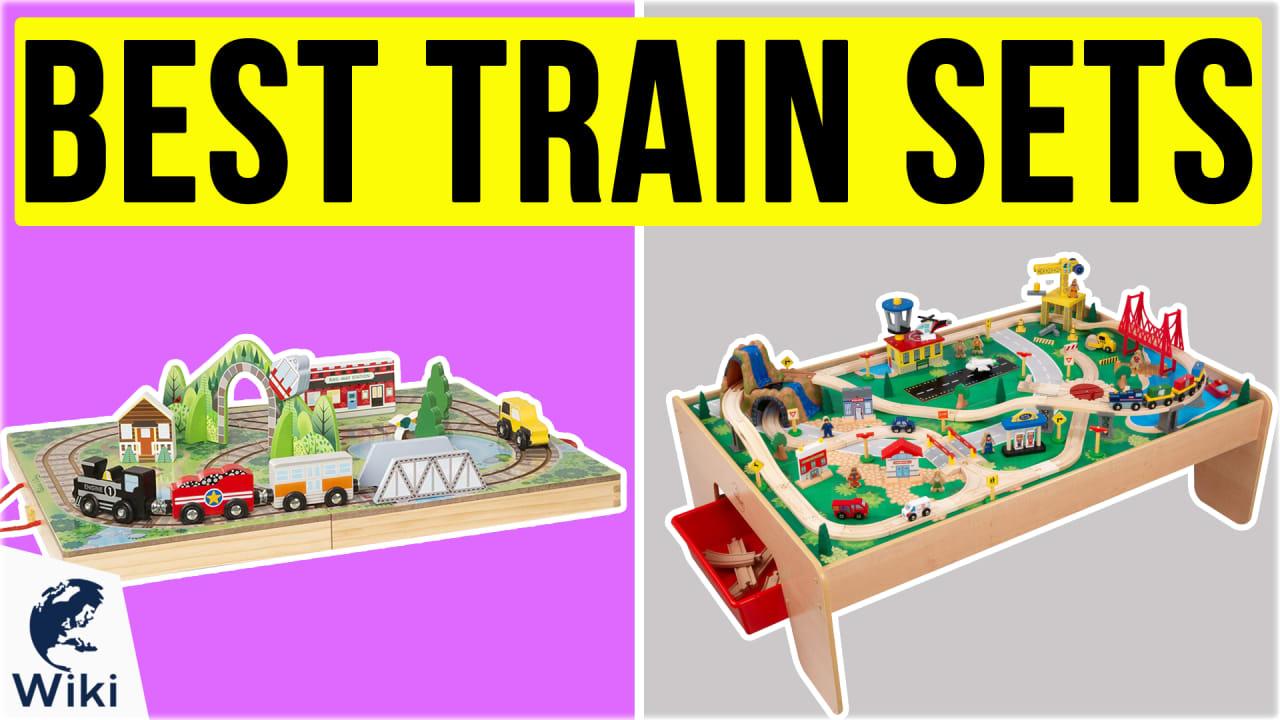 10 Best Train Sets