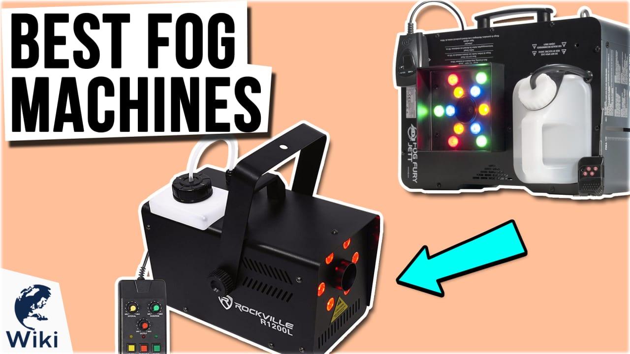 10 Best Fog Machines