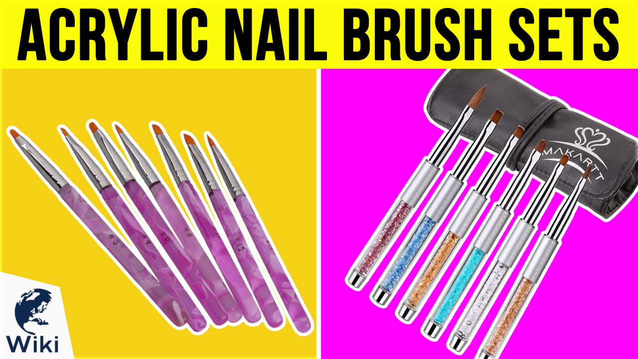 10 Best Acrylic Nail Brush Sets