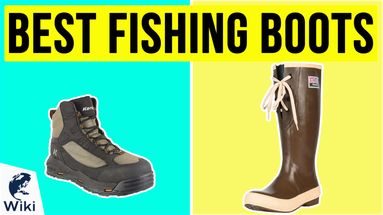 10 Best Fishing Boots