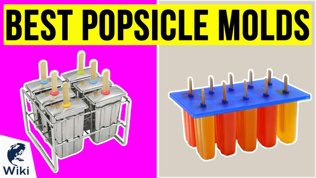 10 Best Popsicle Molds