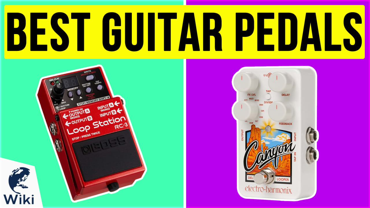 10 Best Guitar Pedals