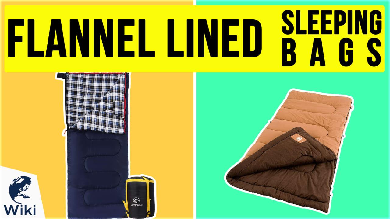 10 Best Flannel Lined Sleeping Bags