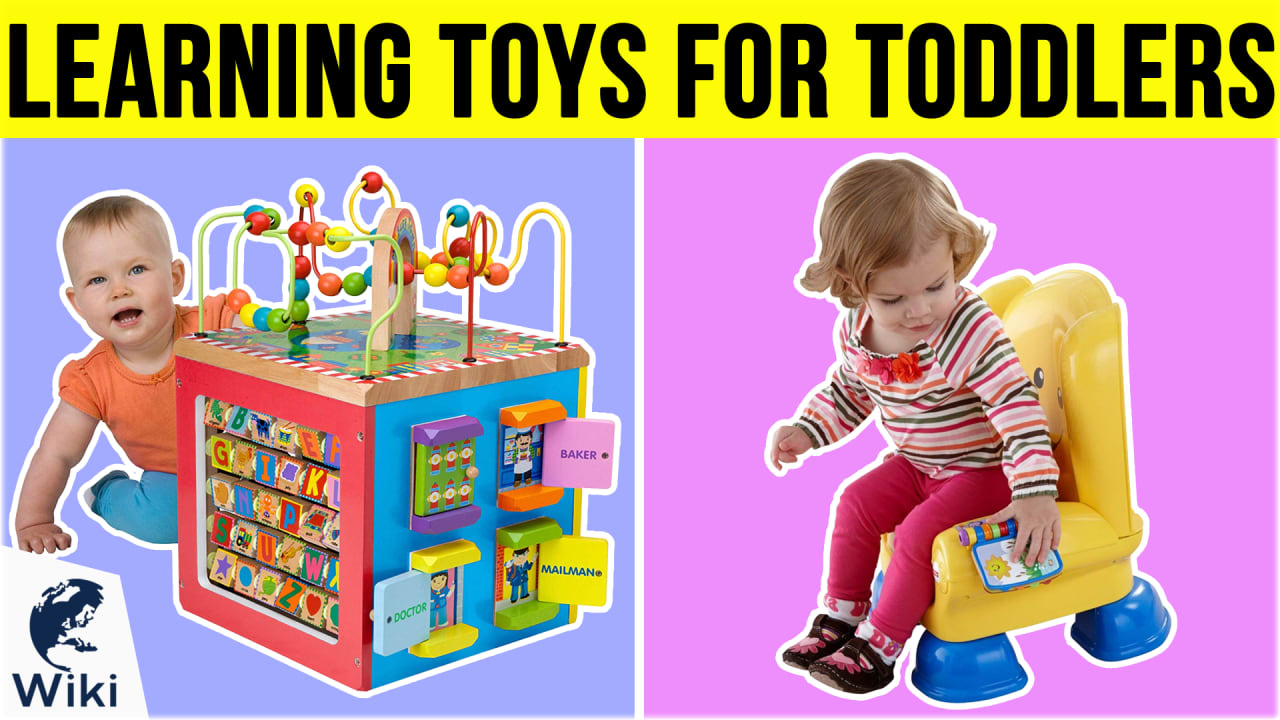 10 Best Learning Toys For Toddlers