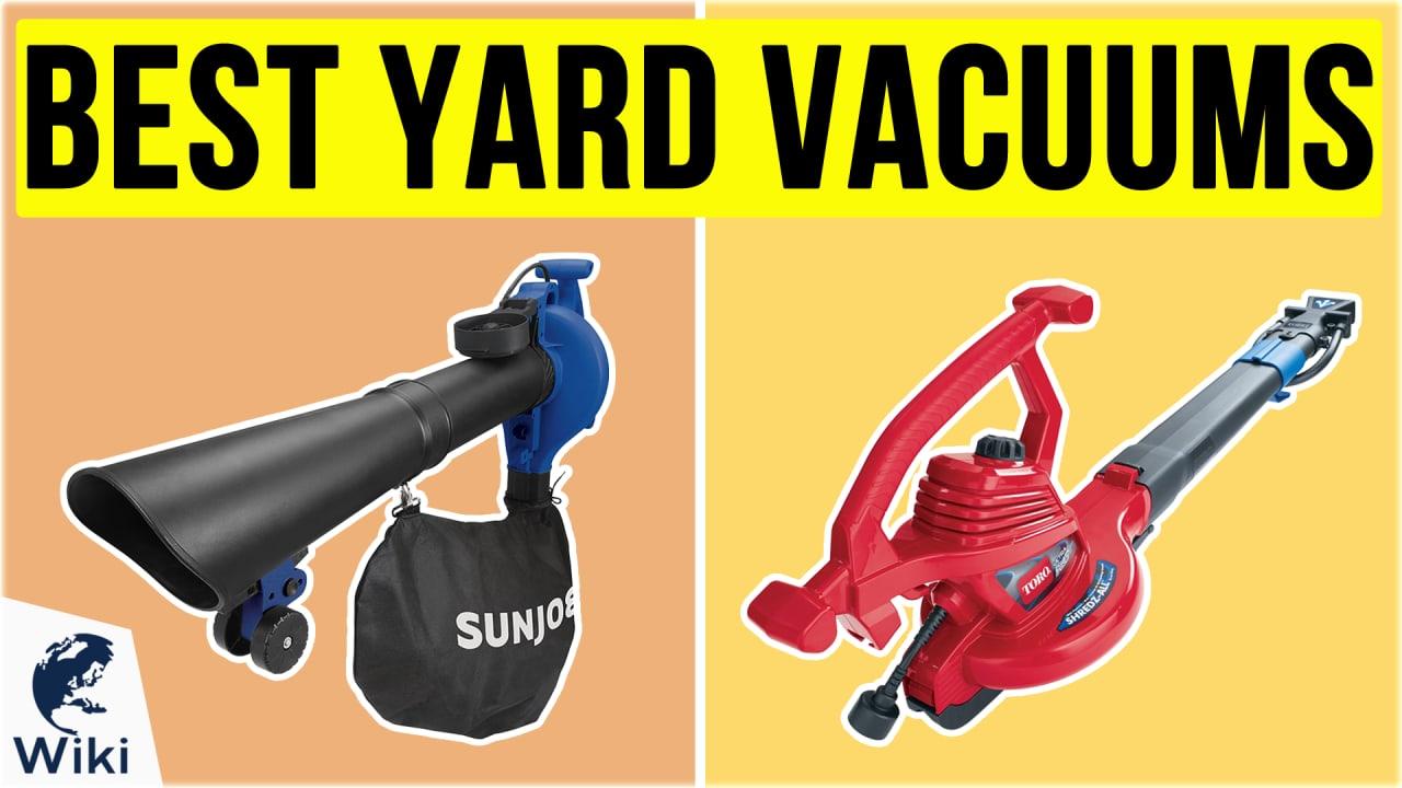 10 Best Yard Vacuums