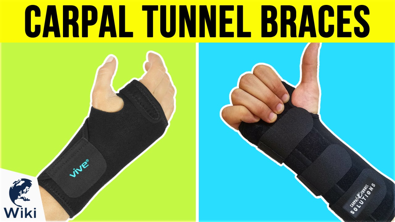 10 Best Carpal Tunnel Braces