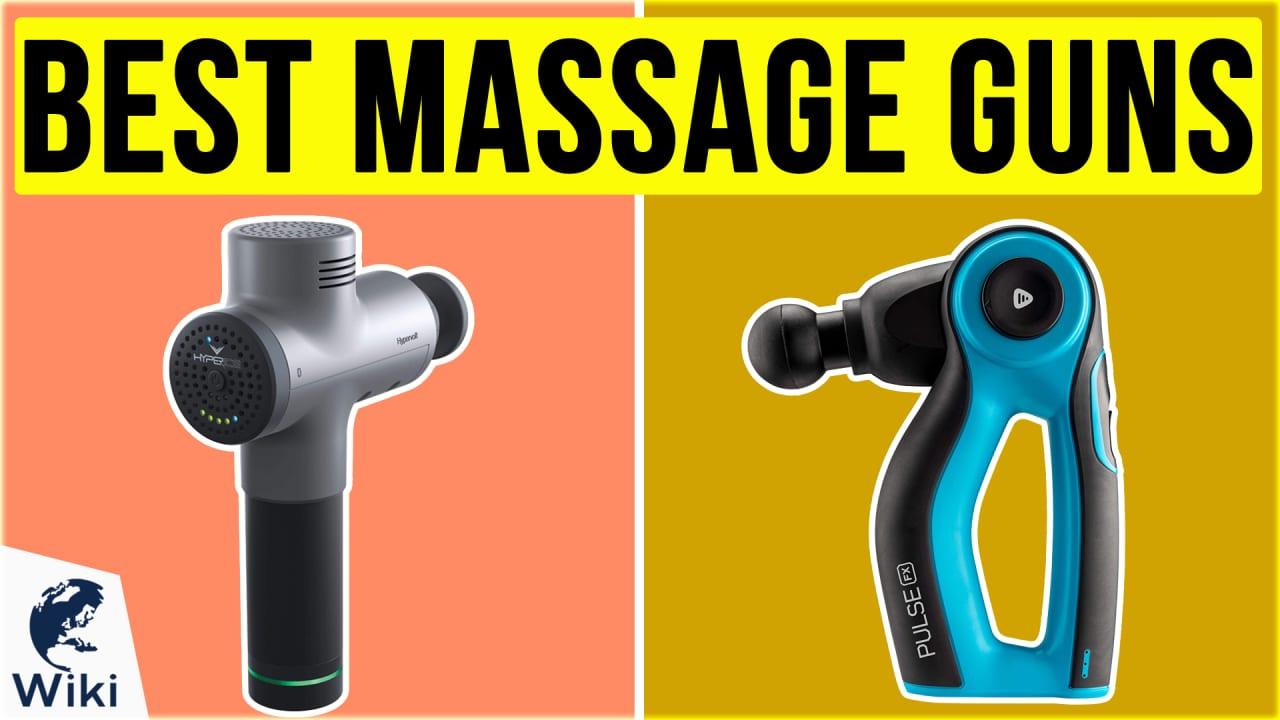 10 Best Massage Guns