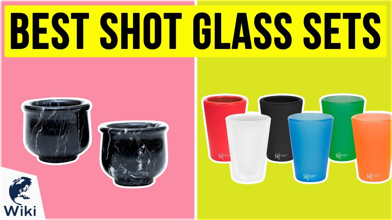 10 Best Shot Glass Sets