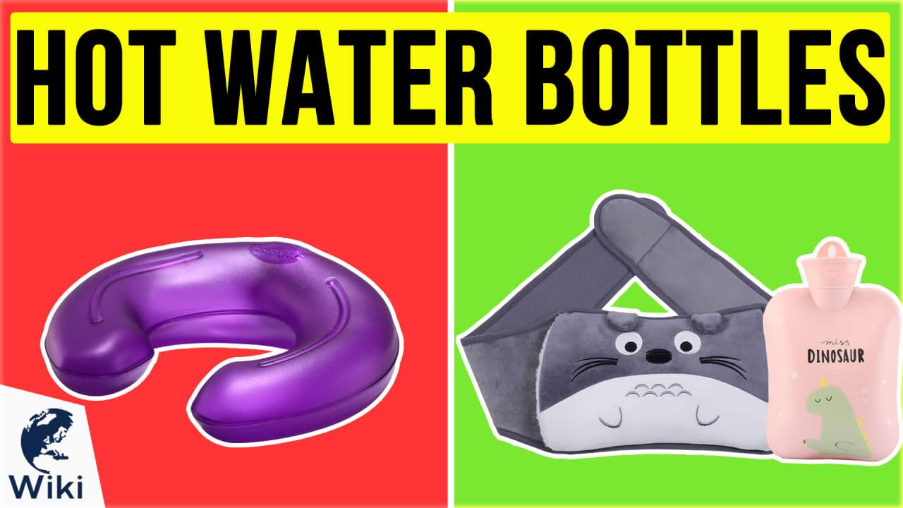 10 Best Hot Water Bottles