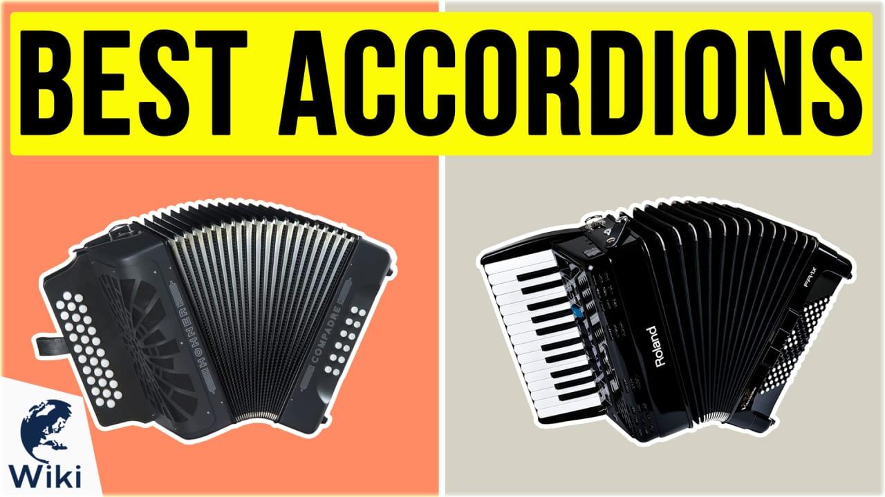 10 Best Accordions