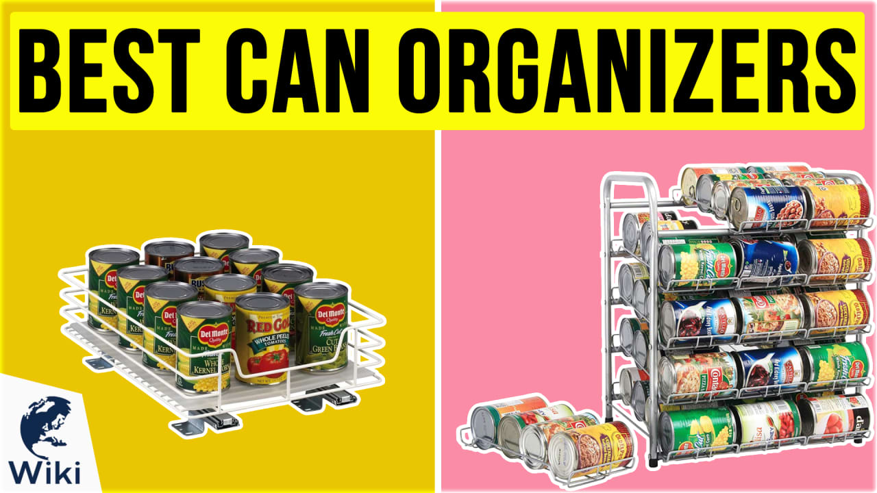 10 Best Can Organizers