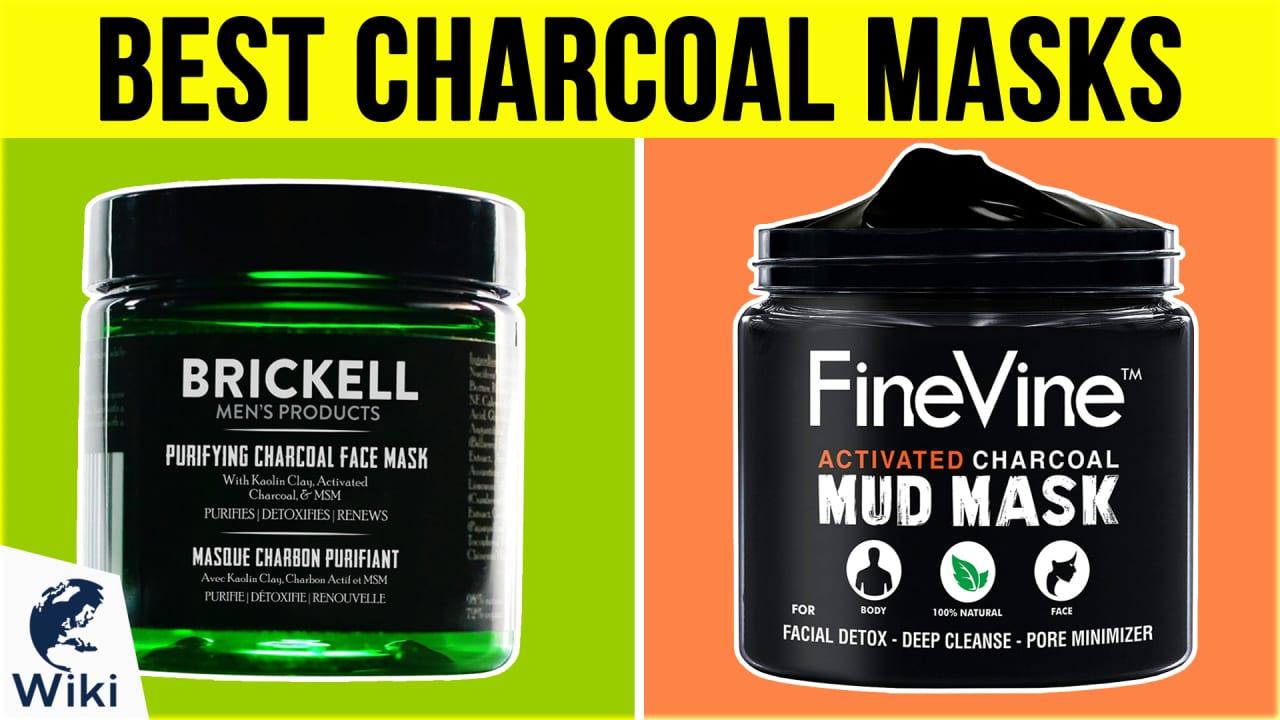 10 Best Charcoal Masks