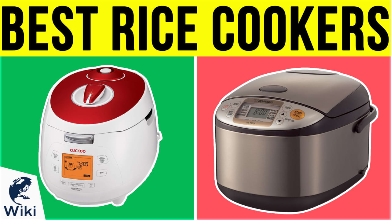 10 Best Rice Cookers