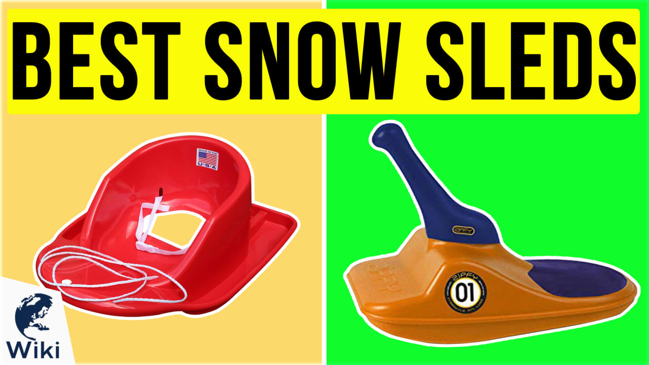 10 Best Snow Sleds