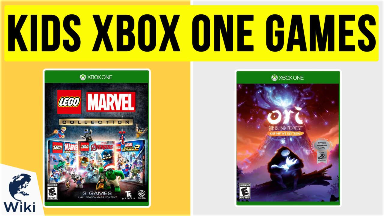 10 Best Kids Xbox One Games