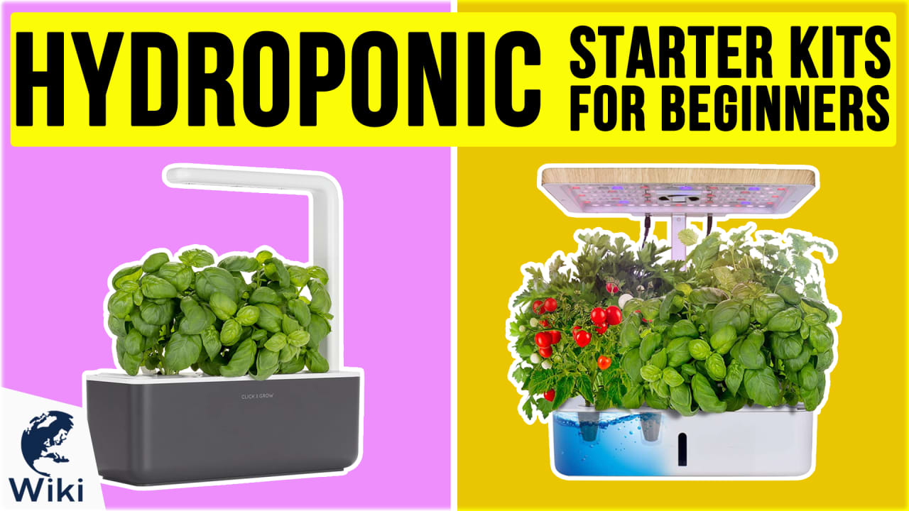 10 Best Hydroponic Starter Kits For Beginners