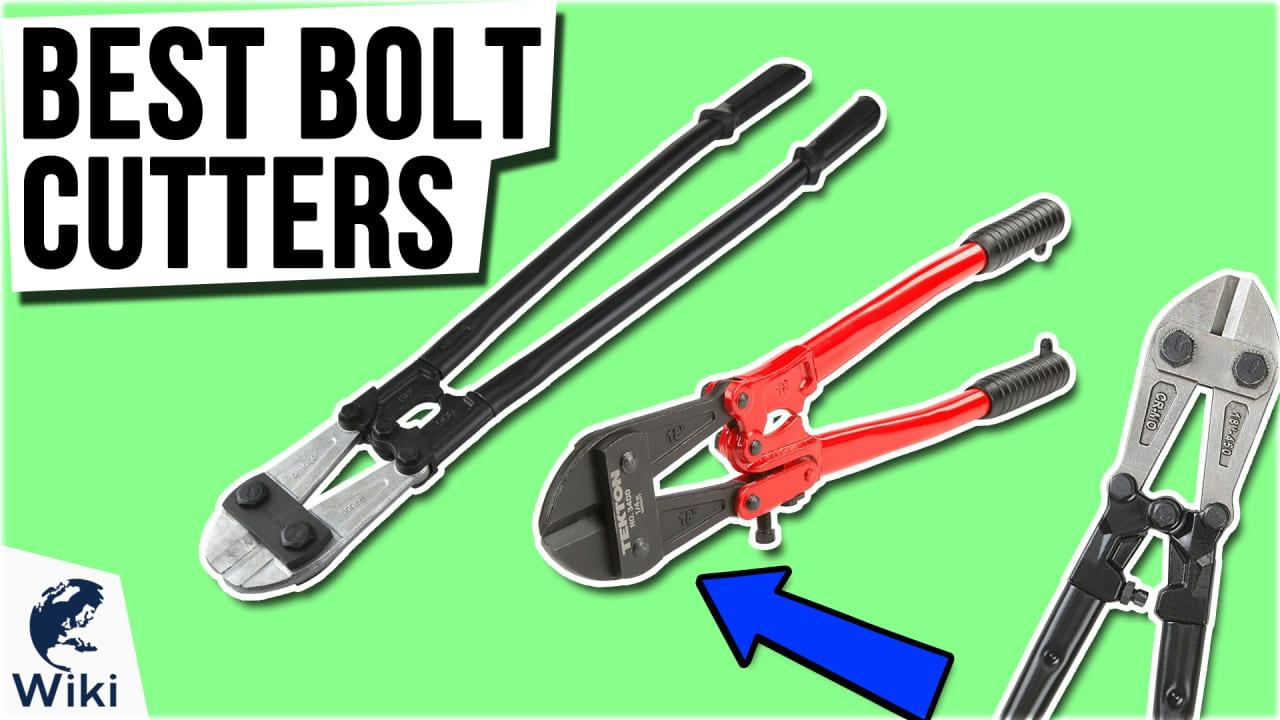10 Best Bolt Cutters