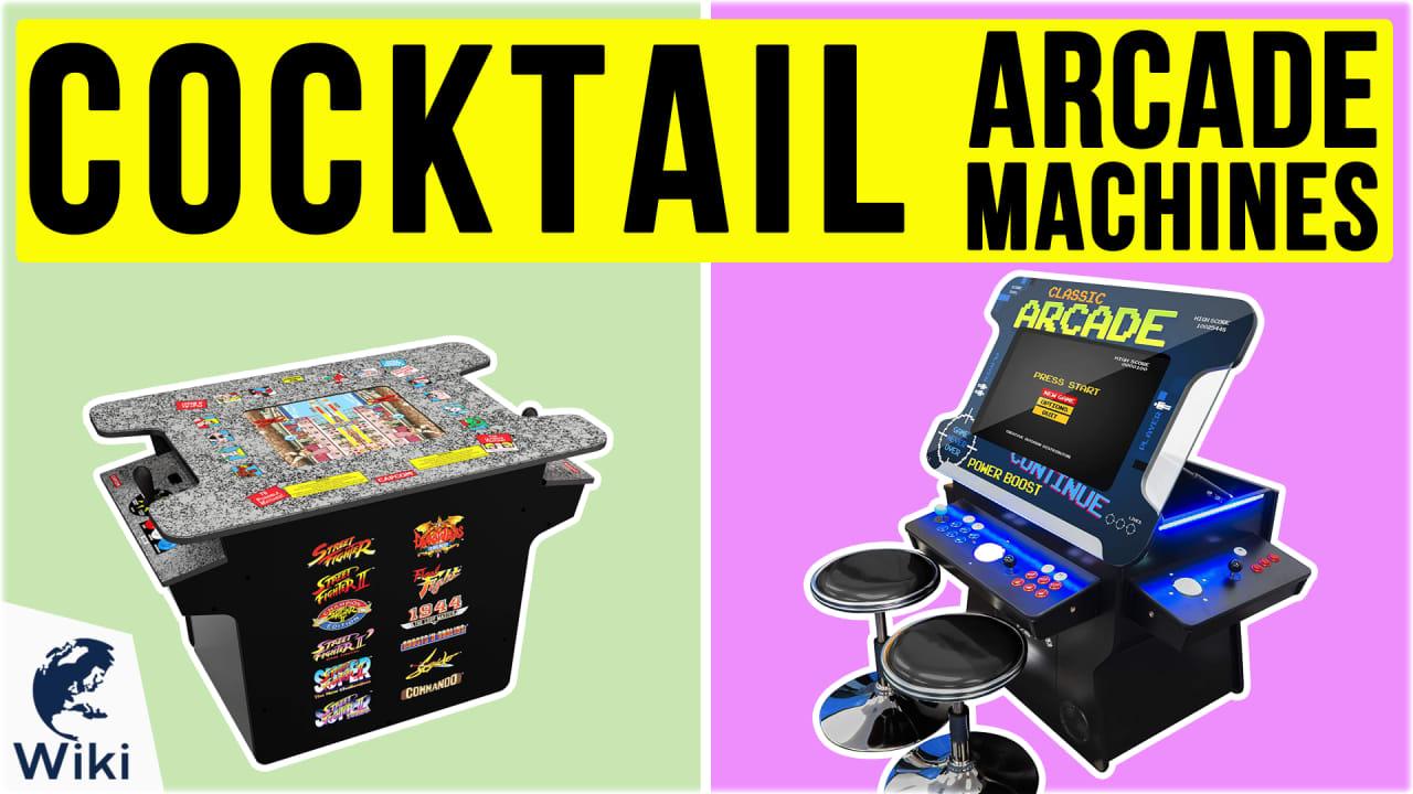 9 Best Cocktail Arcade Machines