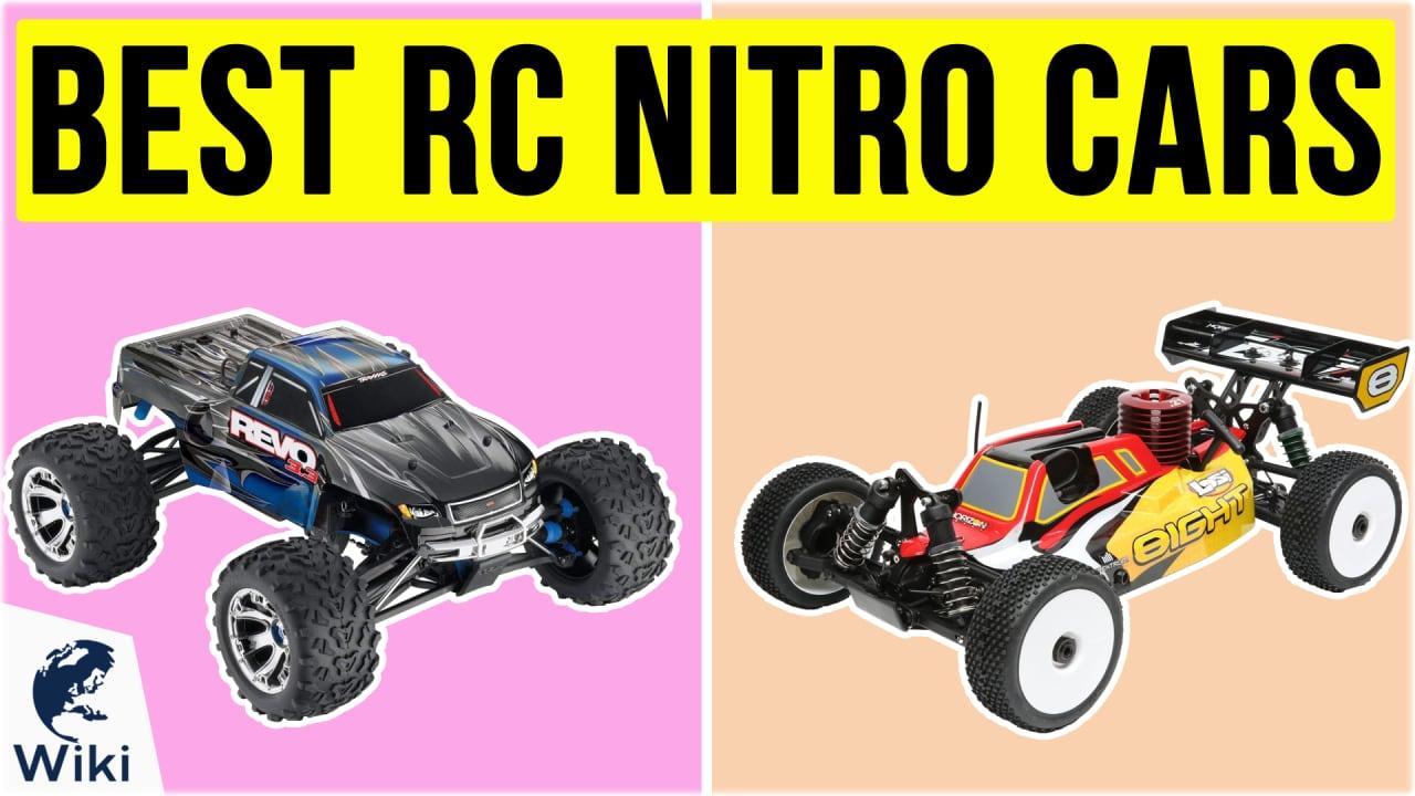 10 Best RC Nitro Cars