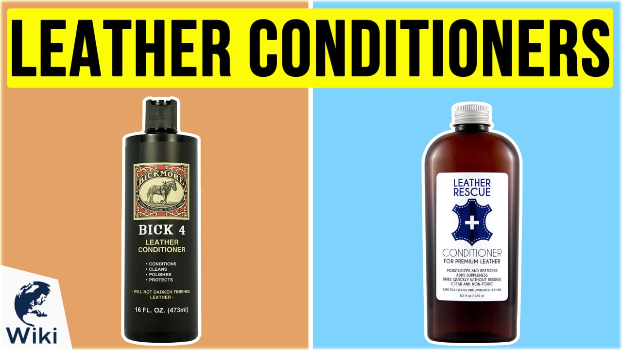 10 Best Leather Conditioners