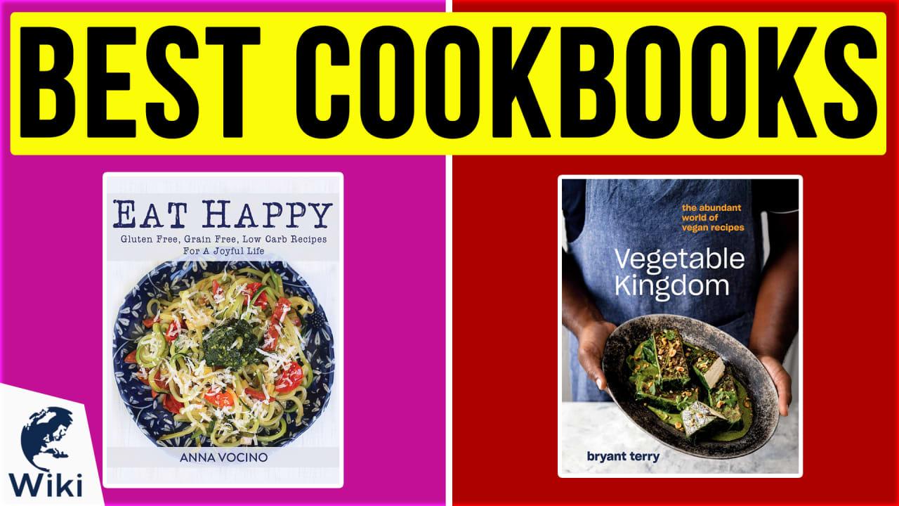 10 Best Cookbooks