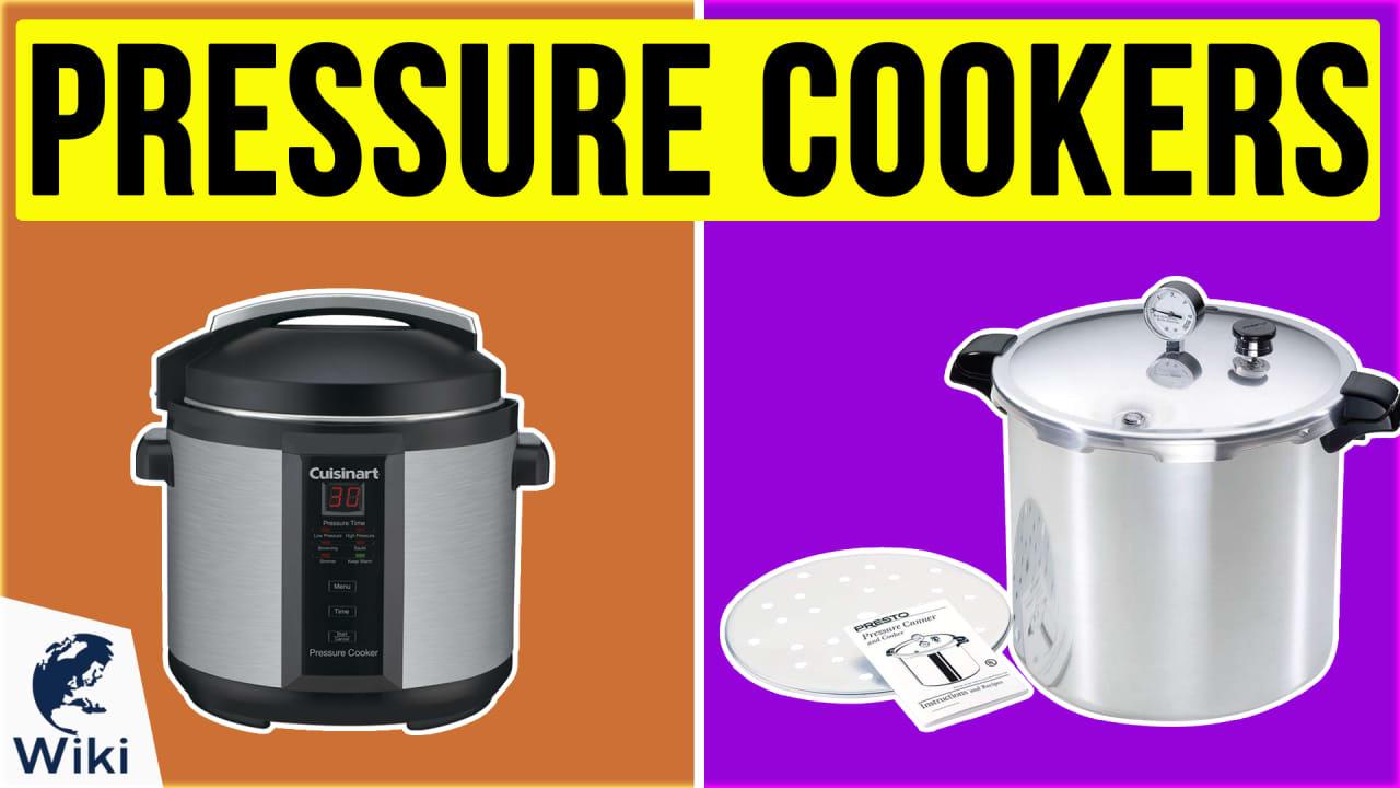 10 Best Pressure Cookers